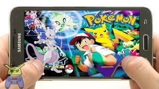 getlinkyoutube.com-El Mejor Nuevo Juego de Pokemon para Android - Impresionante..!! =O