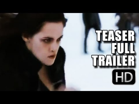 Twilight Breaking Dawn Part 2 Theatrical Trailer (2012) Movie HD