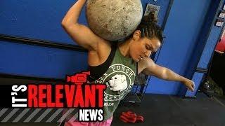 getlinkyoutube.com-Norwalk Gym Owner One Strong Woman