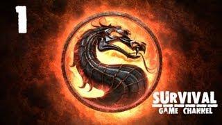 getlinkyoutube.com-Прохождение Mortal Kombat — Часть 1: Возвращение в прошлое