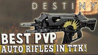 getlinkyoutube.com-Destiny | Best Auto Rifles for PvP! (The Taken King)