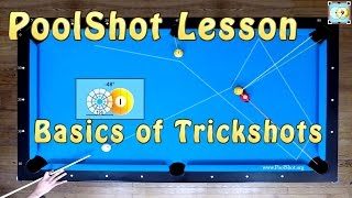 getlinkyoutube.com-Basics of Trickshots and Skillshots - Pool & Billiard Training Lesson by PoolShot.org