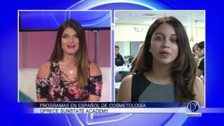 Programas de cosmetología en Español ofrecidos en Sunstate Academy