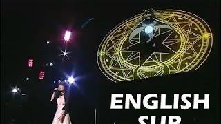 getlinkyoutube.com-Sakura Tange's Performance on Cardcaptor Sakura openings at CLAMP festival (subbed)