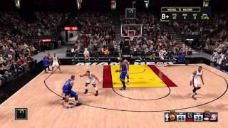 getlinkyoutube.com-Nba 2k16: How to get overall 99 *Fast Method W/ Badges*