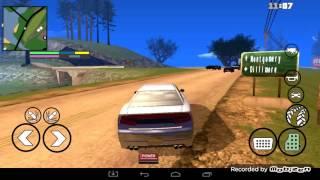 GTA SA Android - GTA V Mods Pack Test