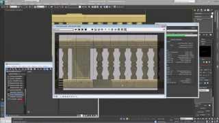 getlinkyoutube.com-RailClone 2 tutorial - Seaside Promenade (Part 1)
