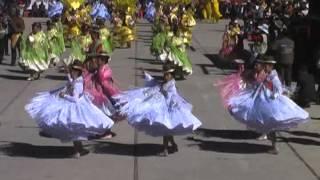 getlinkyoutube.com-SAN PEDRO SAN PABLO UNICACHI 2013 - ALFERADO TEOFILO UCHARICO - BANDA SUPER AMAUTAS TACNA