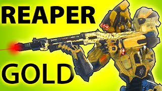 getlinkyoutube.com-BLACK OPS 3 - HOW TO UNLOCK REAPER HERO GOLD ARMOR
