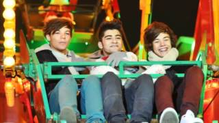 getlinkyoutube.com-One Direction at an amusement park
