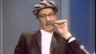 getlinkyoutube.com-Groucho Marx Dick Cavett 1969