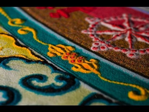 Tibetan Sand Mandala: Ven. Losang Samten and the