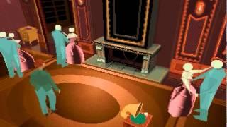 getlinkyoutube.com-Alone in the Dark (1992) - Speedrun 11:54 (Old)