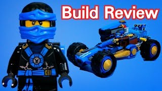 getlinkyoutube.com-레고 닌자고 제이 워커원 レゴ ニンジャゴー Lego ninjago 70731 Jay walker one  - Build Review