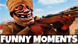 getlinkyoutube.com-TROLLING PEOPLE IN BATTLEFIELD 1 | Epic Moments, Funny Fails, Amazing Glitches (BF1 Funny Moments)