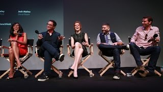 getlinkyoutube.com-Scandal Cast Interview with Kerry Washington, Scott Foley, Guillermo Diaz, Darby Stanchfield