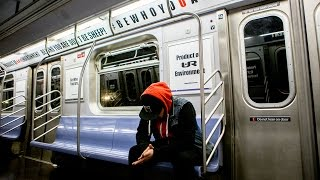 Graffiti Artists Take Back Entire Subway Car From Advertisers