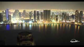 getlinkyoutube.com-Sharjah Nights by DJI Inspire PRO