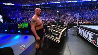 getlinkyoutube.com-The Undertaker vs. Big Show - Casket Match: Survivor Series 2008