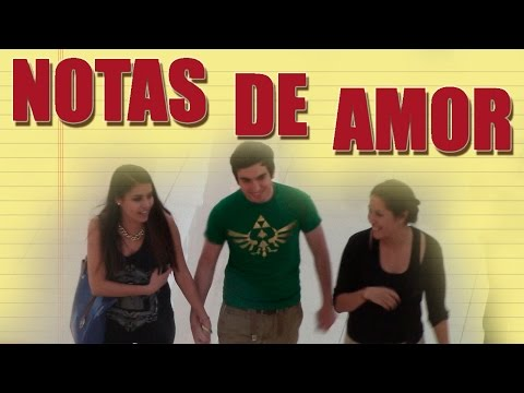 Notas de amor | Bromas 2015 | Just Maming | Pranks |