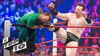 getlinkyoutube.com-Brutal Royal Rumble Match eliminations: WWE Top 10