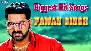 Pawan Singh   Biggest Hit Songs 2017   Video Jukebox   Bhojpuri Hit Songs 2017