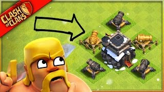 getlinkyoutube.com-DON'T UPGRADE CANNONS IN Clash of Clans?!