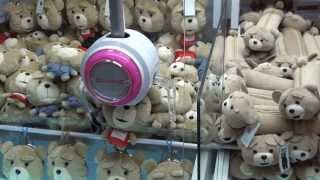 getlinkyoutube.com-UFOキャッチャーでted(テッド)の財布 It was caught a purse of Ted with a crane game!
