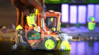 The Trash Pack Street Sweeper Commercial