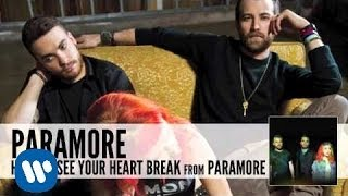 getlinkyoutube.com-Paramore: Hate To See Your Heart Break (Audio)