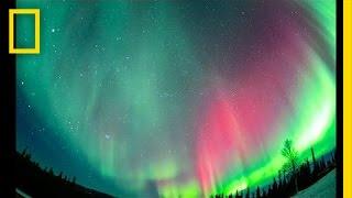 getlinkyoutube.com-Brilliant Time-Lapse of Alaska's Northern Lights | Short Film Showcase