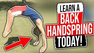 getlinkyoutube.com-How To Do A Back Handspring For Beginners