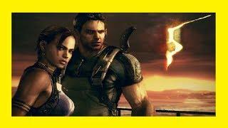 Resident Evil 5 Avec Une Fuite Désespérée - Le Film Complet En Français (FilmGame)