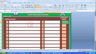 Aplikasi Soal Ulangan Tahun Pelajaran 2015-2016 Sekolah Dasar ( SD )