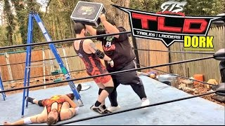 getlinkyoutube.com-INSANE TABLES LADDERS AND CHAIRS MATCH FOR THE YOUTUBE WRESTLING FIGURES CHAMPIONSHIP!