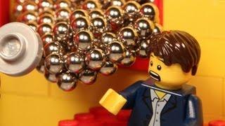 getlinkyoutube.com-Attack of the Magnets! - LEGO Animation ft. Zen Magnets