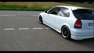 getlinkyoutube.com-Civic Ek4 with invidia n1 (gt300)