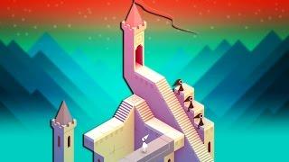 getlinkyoutube.com-I MADE A FRIEND | Monument Valley #2