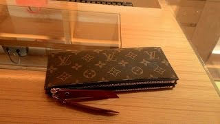 getlinkyoutube.com-Unboxing: Louis Vuitton Wallet