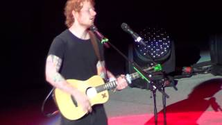 getlinkyoutube.com-Ed Sheeran - Bloodstream - Greek Theatre - Berkeley, CA - June 26, 2015