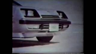 1977 Chevy Monza Spyder Promotional Video Footage.