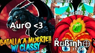 getlinkyoutube.com-BATALLA A MUERTE!! w/ Classy | Agar.io | Rubinho vlc