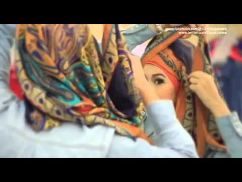 New Hijab Tutorial ZOYA Casual Style Vol 2