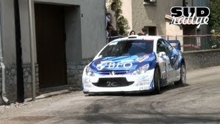 Vid�o Rallye de la Montagne Noire 2012 [HD] par SudRallye (4725 vues)