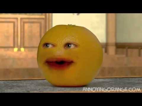 Annoying Orange: Ep.1 -- Food Court