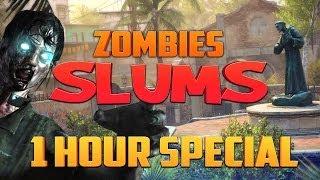 getlinkyoutube.com-Black Ops 2 Zombie Slums ★ Call of Duty Zombies Mod (Zombie Games)