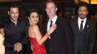 getlinkyoutube.com-Preity Zinta WEDDING RECEPTION | FULL INSIDE VIDEO