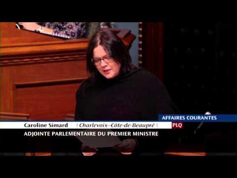 La députée Simard souligne les 30 ans de la télé d'ici