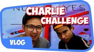 getlinkyoutube.com-CHARLIE PENCIL INDONESIA CHALLENGE !! #charliecharliechallenge