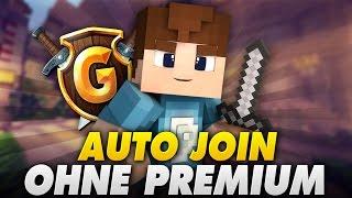 getlinkyoutube.com-OHNE PREMIUM IMMER JOINEN! - GommeHD.Net AUTO JOIN!
